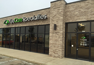 Photo of EyeCare Speciaties Fremont
