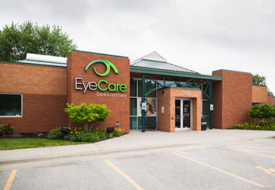 Photo of EyeCare Speciaties 'O' Street Location