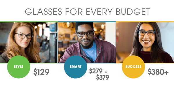 Glasses for Every Budget at EyeCare Specialties